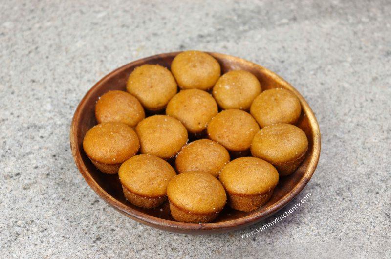 No oven Kabayan Muffins