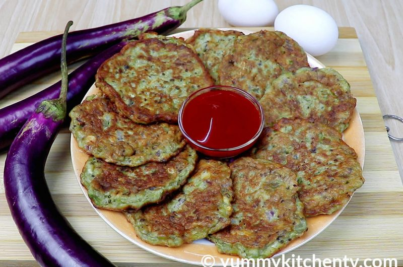 Eggplant Patties