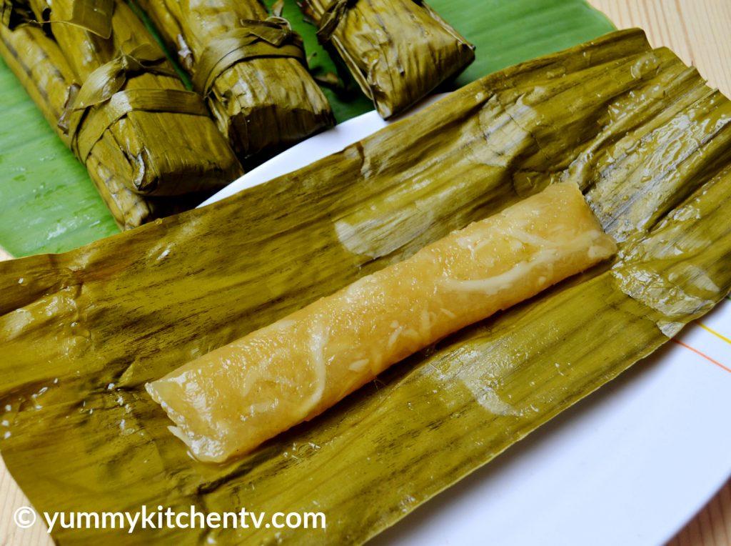 Cassava Suman