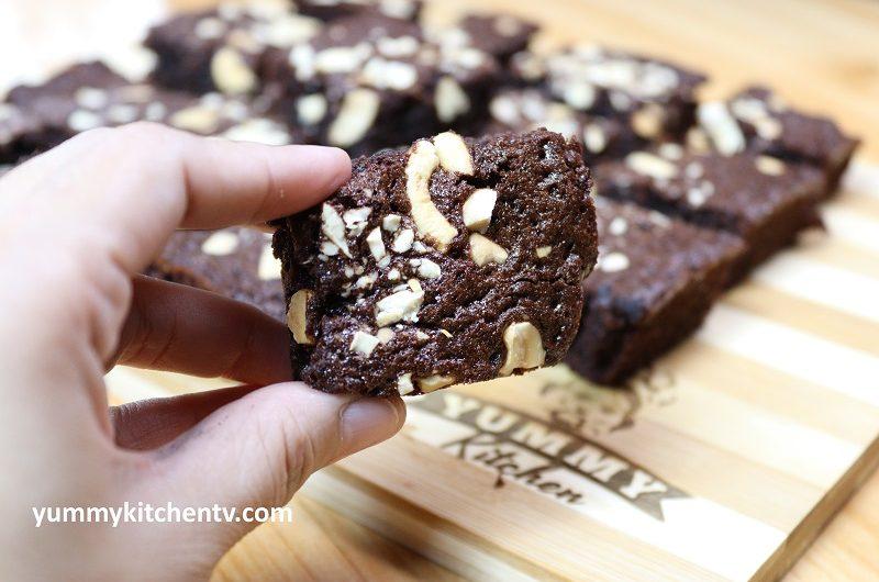 Brownies ala Goldilocks