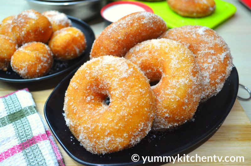 Bicho-Bicho (Pinoy-donut)