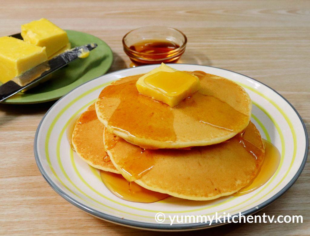 How to Make Pancakes without Baking Powder - Yummy Kitchen