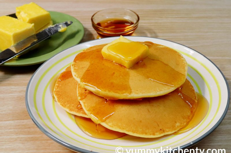 How to Make Pancakes without Baking Powder