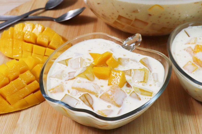 Mango Jelly Salad
