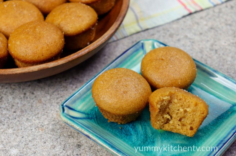 No-Oven Kababayan Muffin