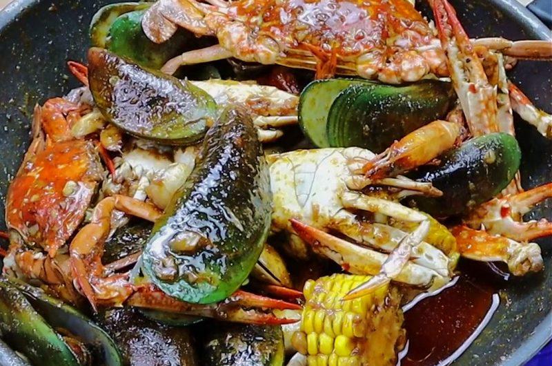 Seafood Cajun