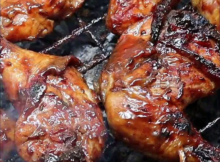 Aristocrat-style Chicken Barbecue