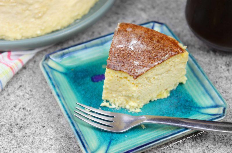 3 ingredient Cheesecake